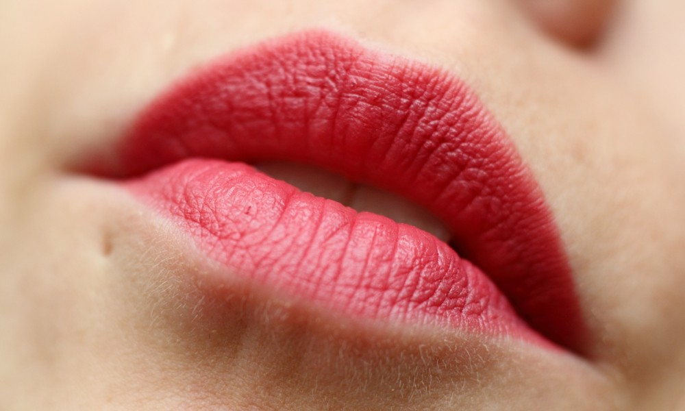 Rival de Loop Berlin Lipstick 59 Swatch Lippenstift