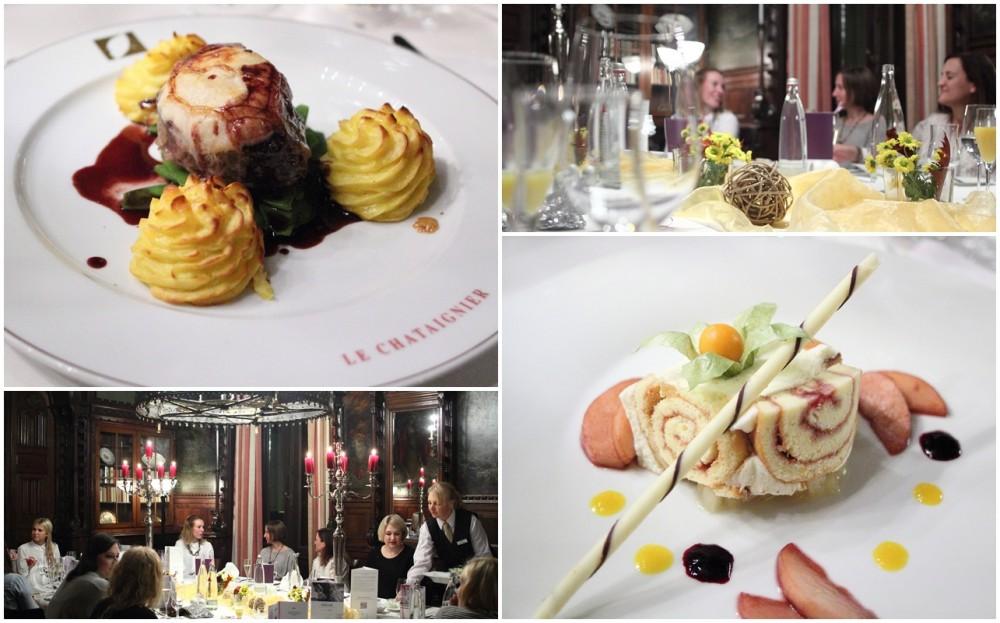 Rossmann Bloggerevent Rival de Loop Hannover Mercure Hotel Abendessen