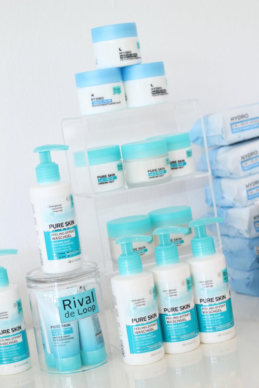 Rossmann Rival de Loop Pure Skin Serie