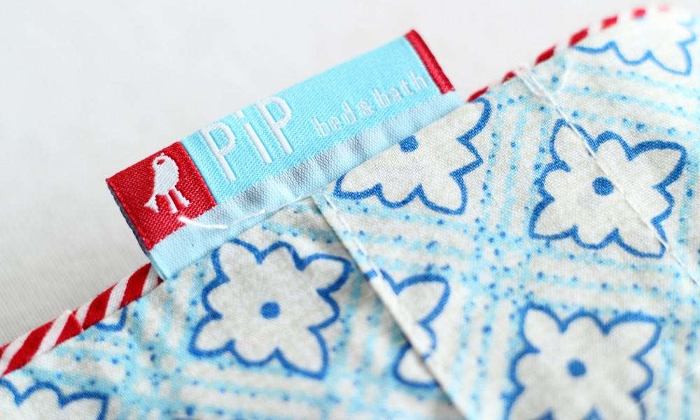 Bettwäsche PiP Details Knopf Wendebettwäsche 2
