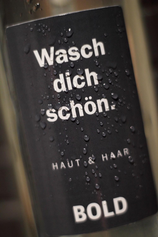 Bold Hotel München Dusch Wasch dich schön Seife