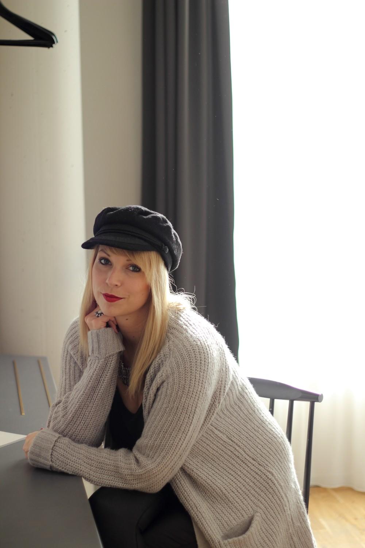 Bold Hotel München Fashionblogger Lavie Deboite