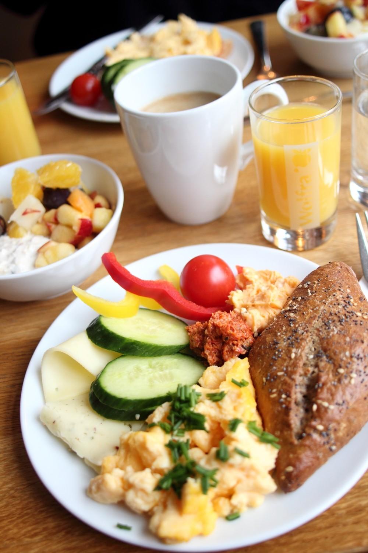 Bold Hotel München Frühstück