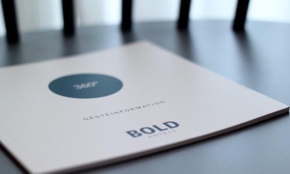Bold Hotel München Gästeinformation
