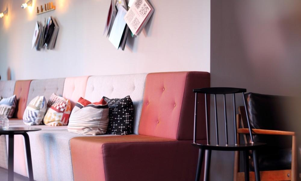 Bold Hotel München Lounge