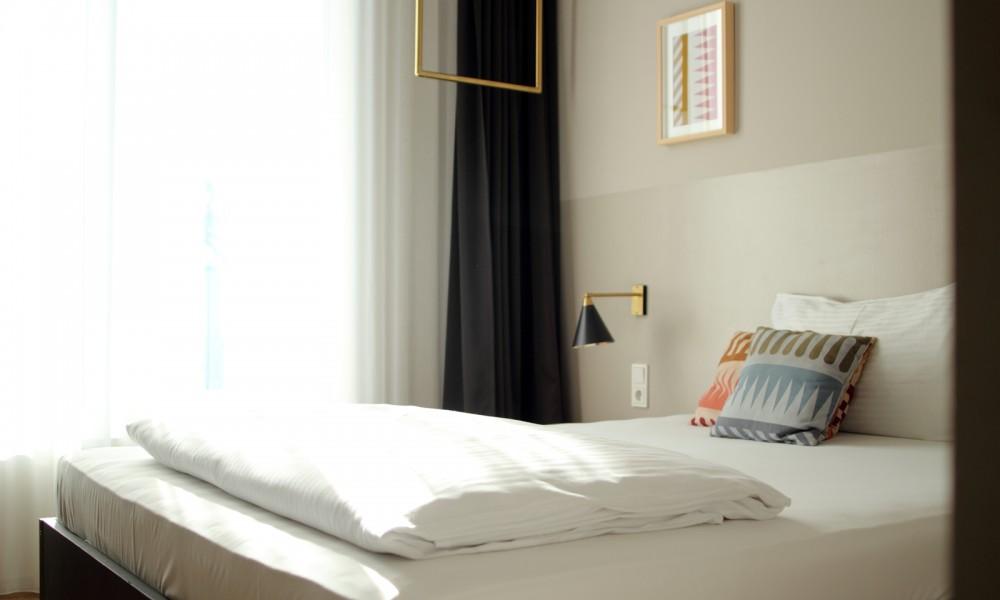 Bold Hotel München Zimmer