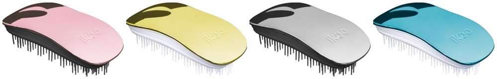 Ikoo Brush Metallic Collection