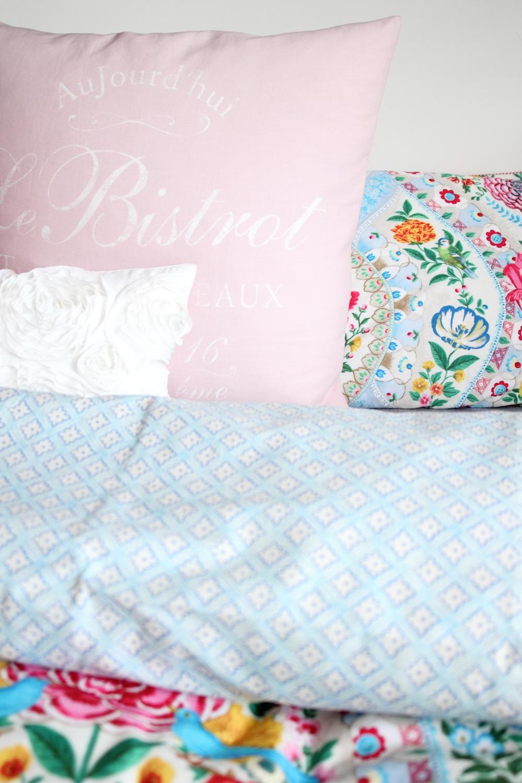 Schlafzimmer Bettwäsche PiP Lichterkette Deko Living 3