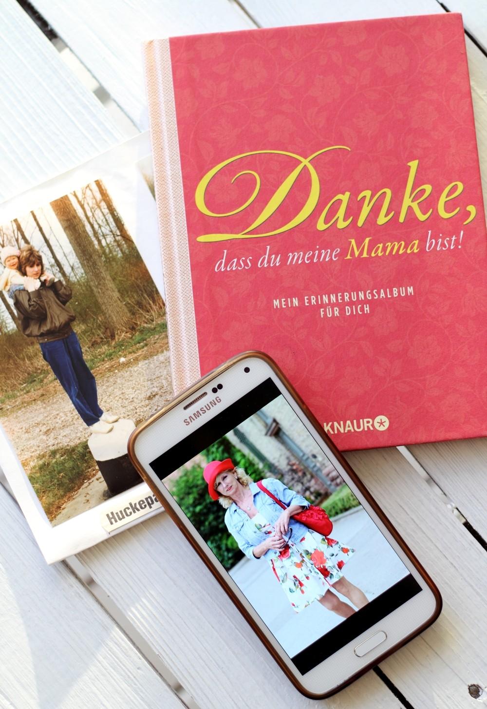 Sofort Geschenkidee Buch Danke Mama 1