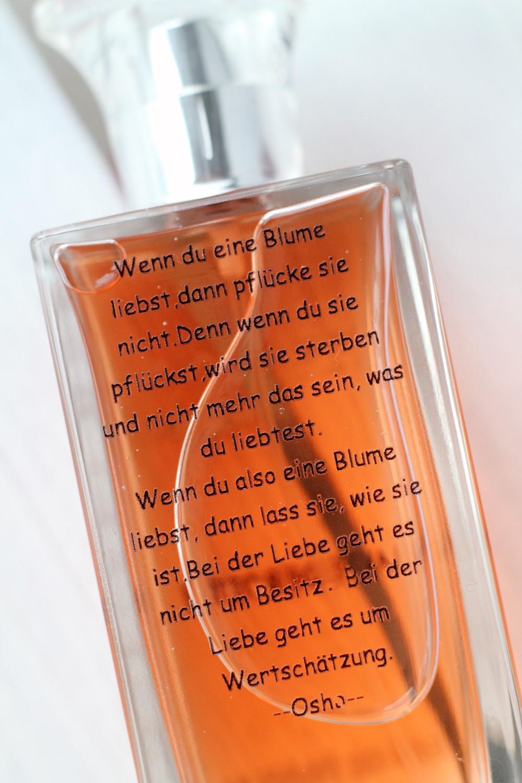 Vegas Cosmetics Eau de Parfum personalisiert Lavie Deboite 2