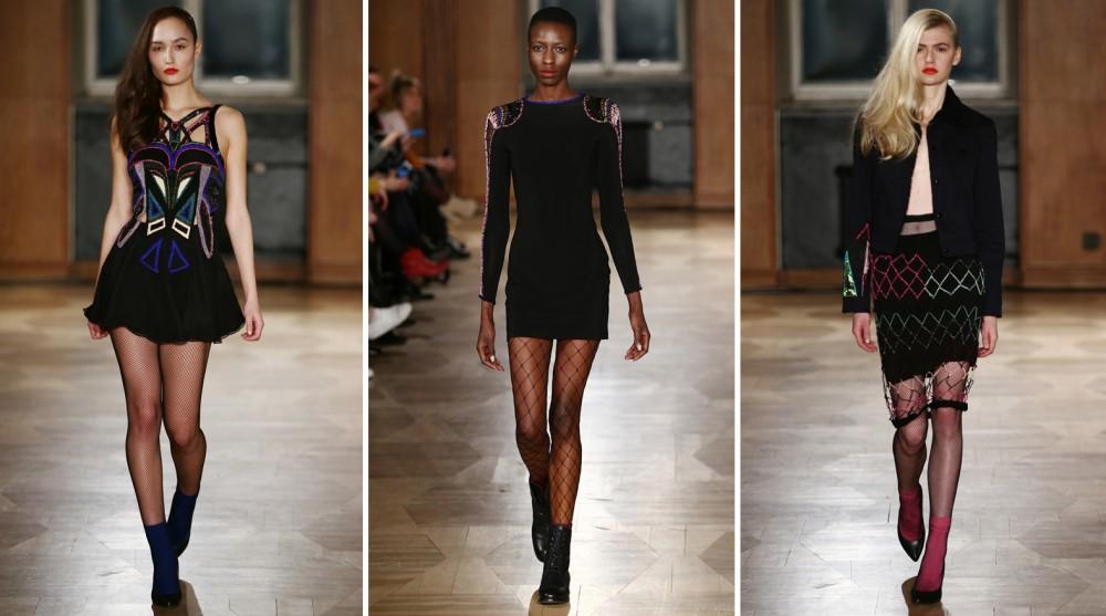 Augustin Teboul Berliner Mode Salon Runway AW 2016 2