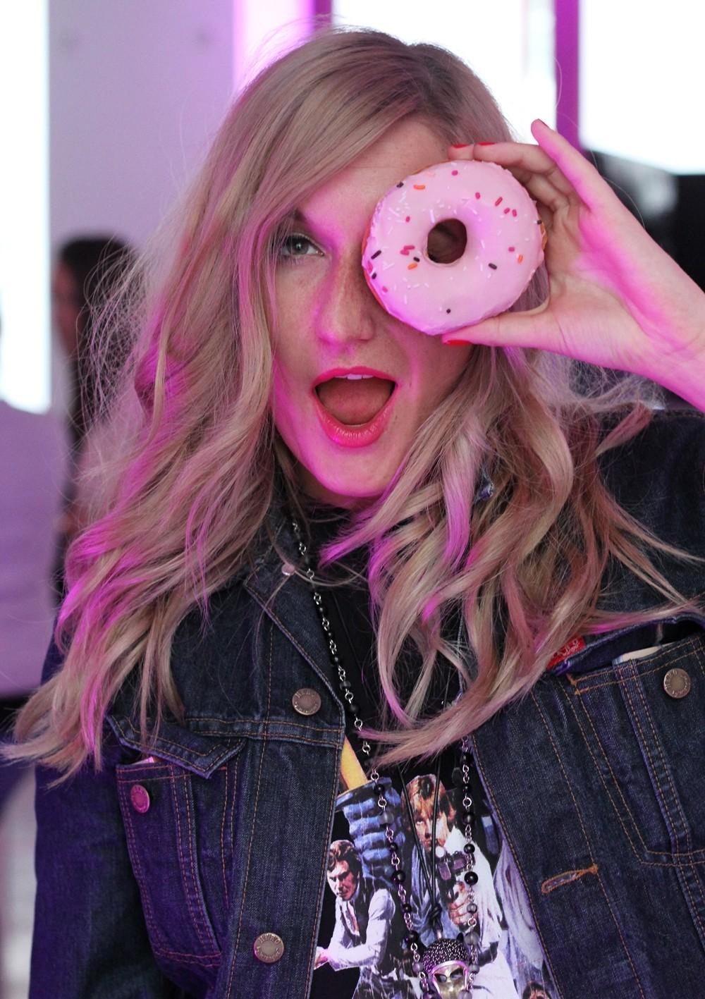 Bratwurstmadl und der Donut