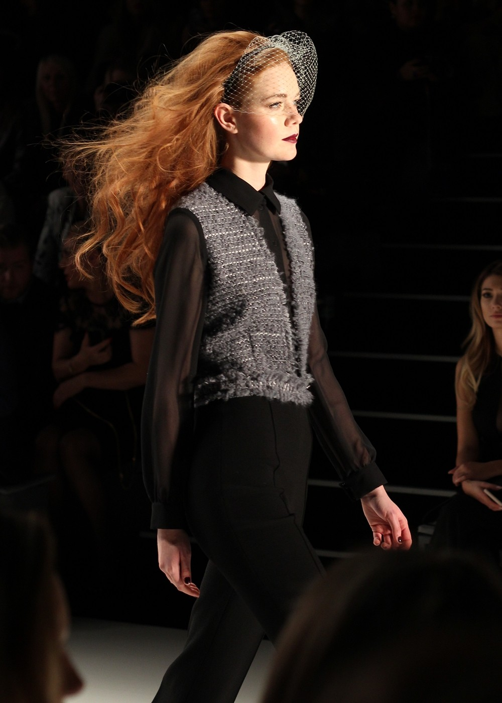 Ewa Herzog Runway AW2016 Fashion Week Berlin Januar 12