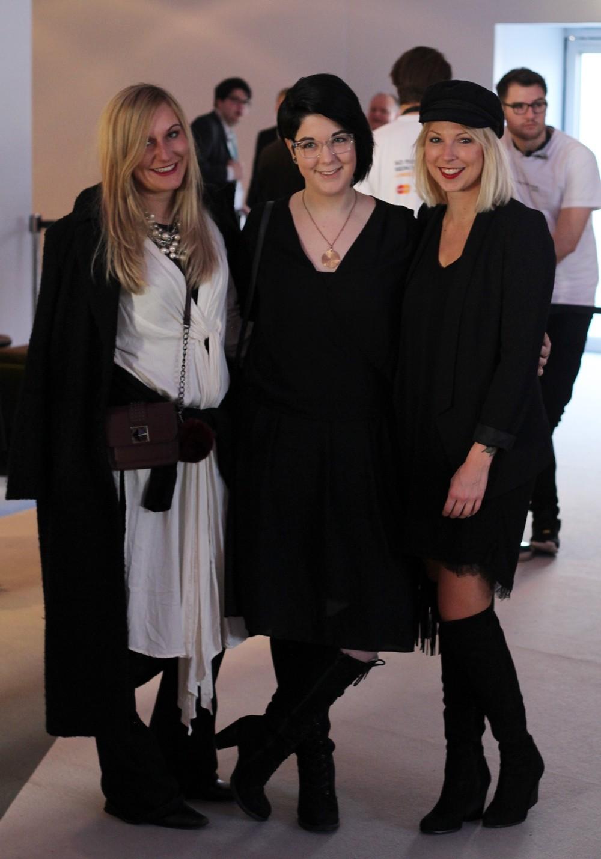 Fashionblogger Fashion Week Berlin Januar 2016