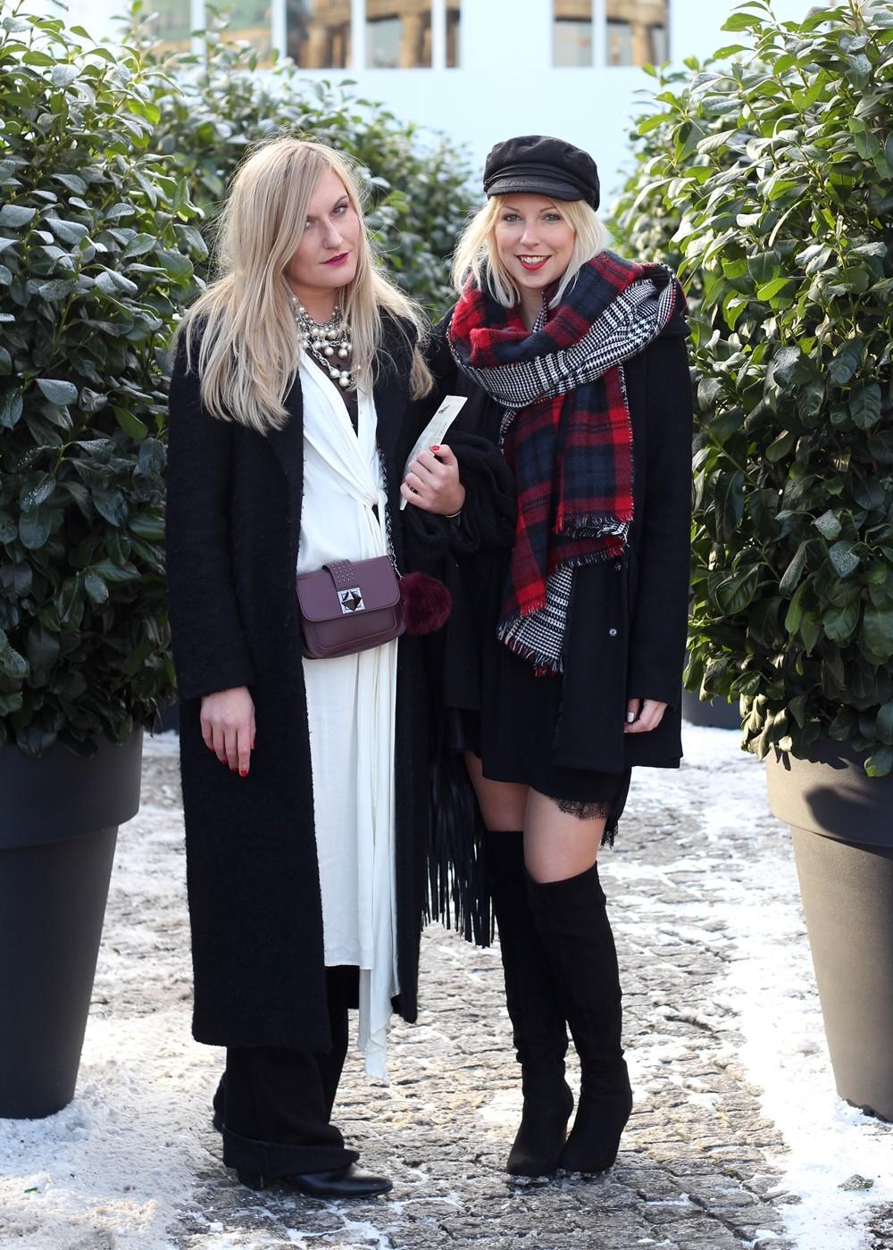 Fashionblogger Outfit Fashion Week Berlin Januar 2016 MBFW 3