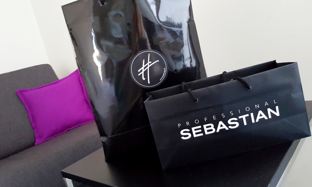 Goodie Bags Fashion Week Berlin Hashmag Sebastian Professional