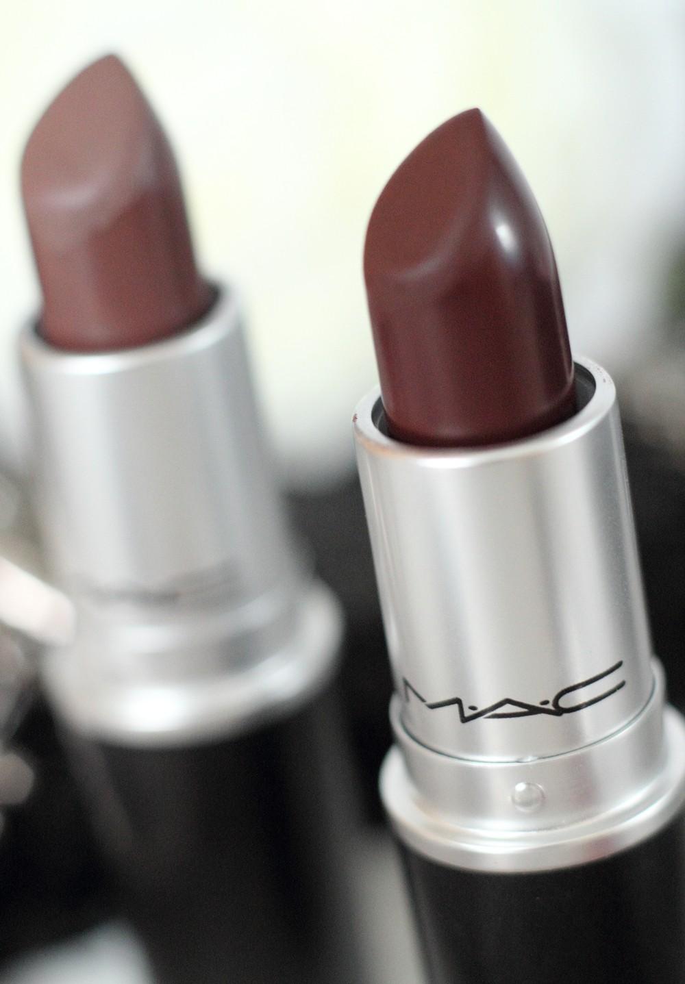 MAC Lippenstift Lipstick Stone Antique Velvet
