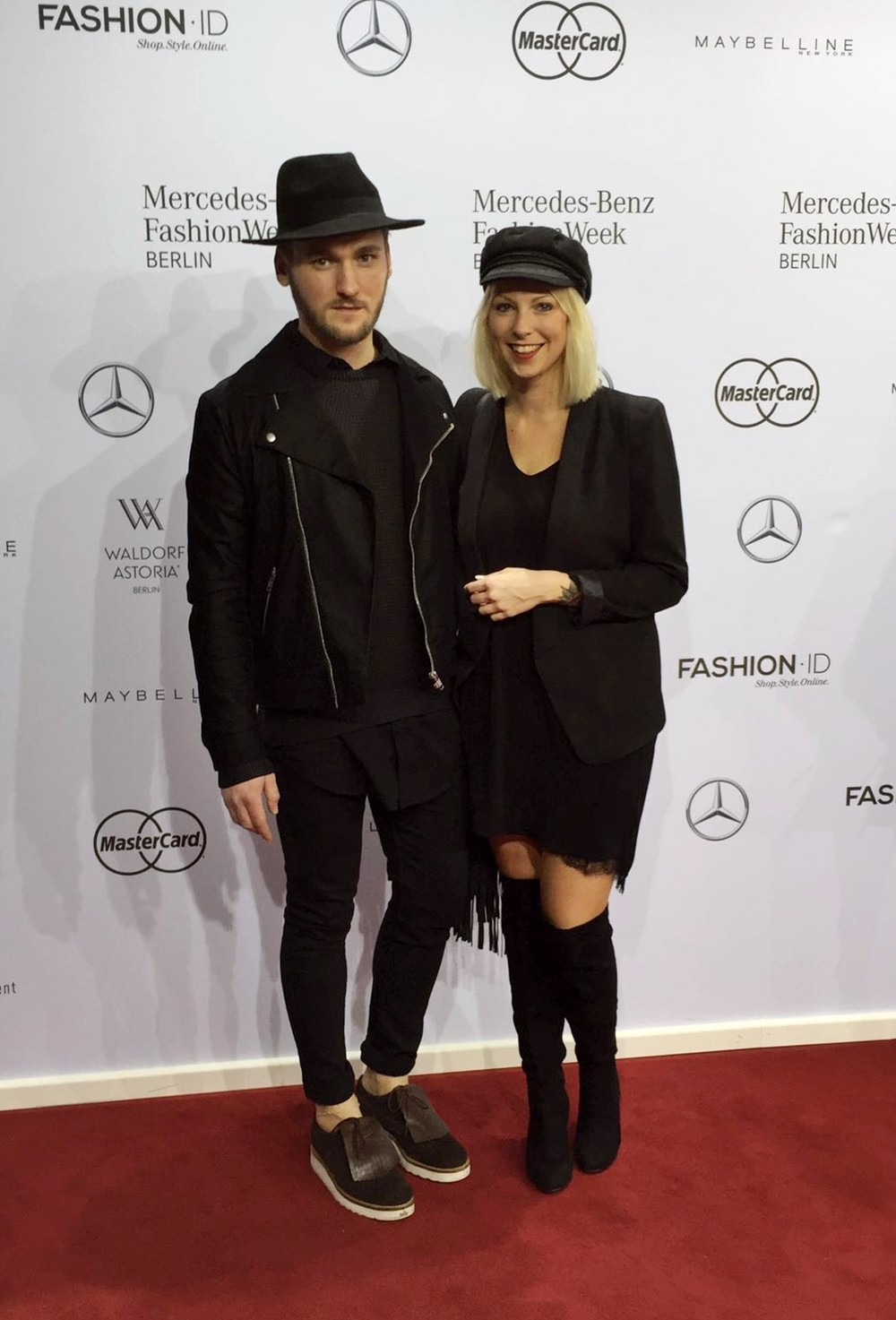 Mercedes Benz Fashion Week Berlin 2016 mit Blondedepartment