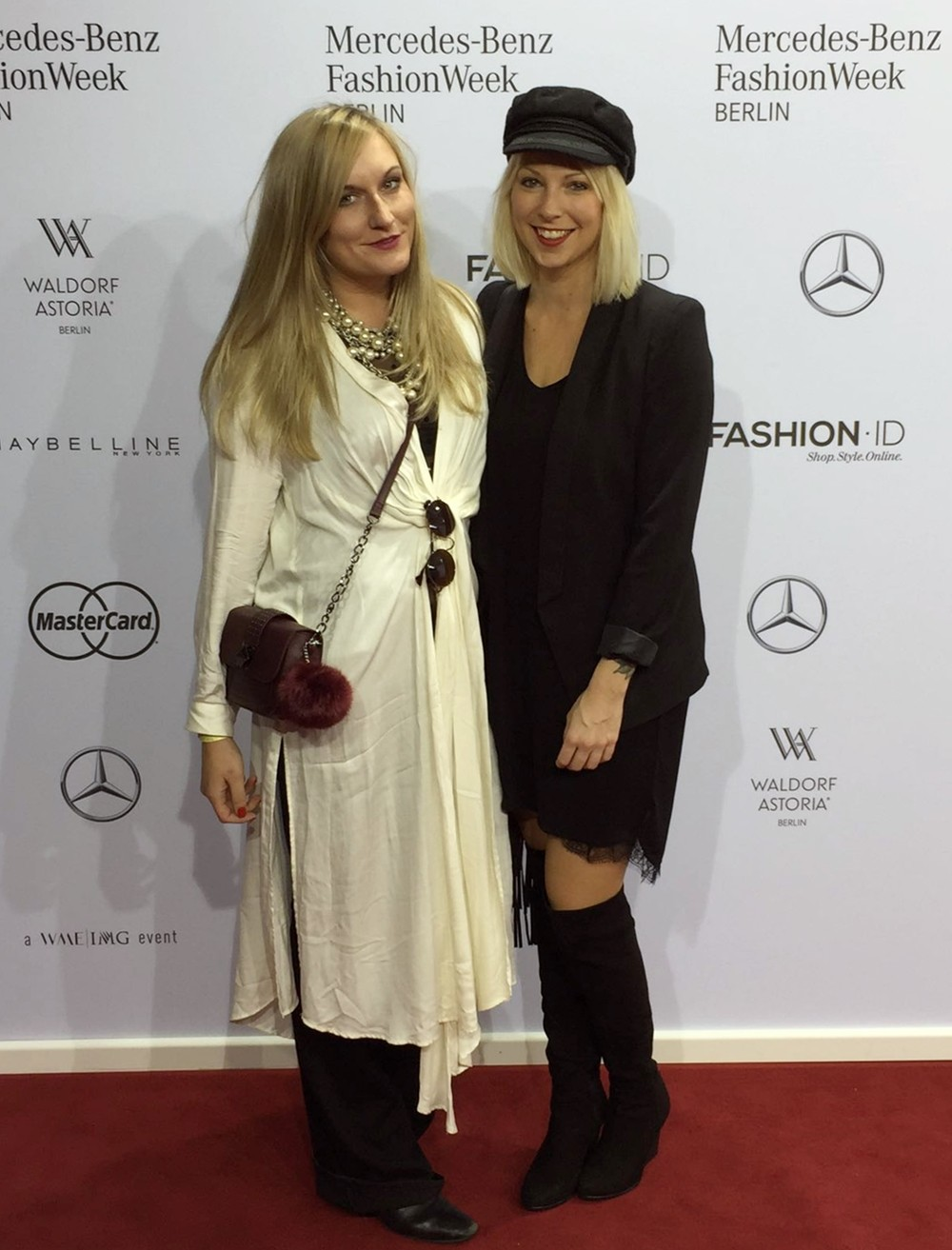 Mercedes Benz Fashion Week Berlin 2016 mit Bratwurstmadl