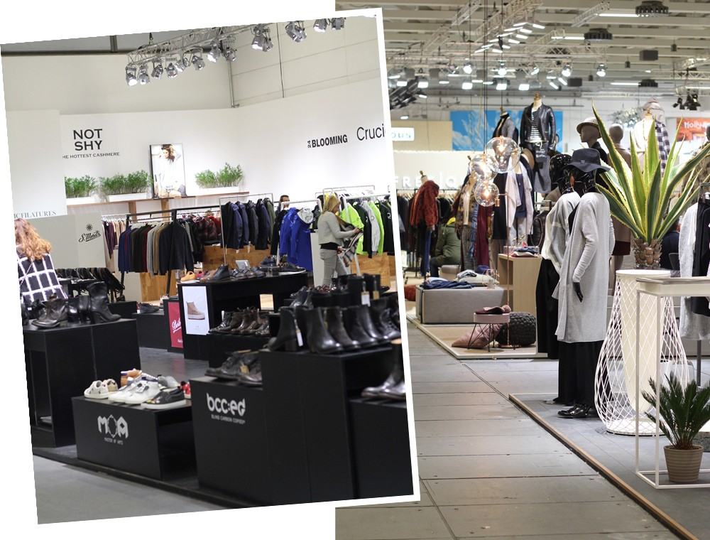 Panorama Messe Berlin Fashion Week Januar 2016