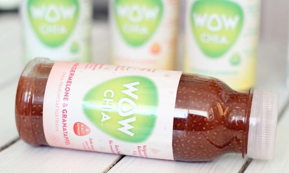 WowChia Fruchtsaftgetränk Wassermelone Granatapfel 2