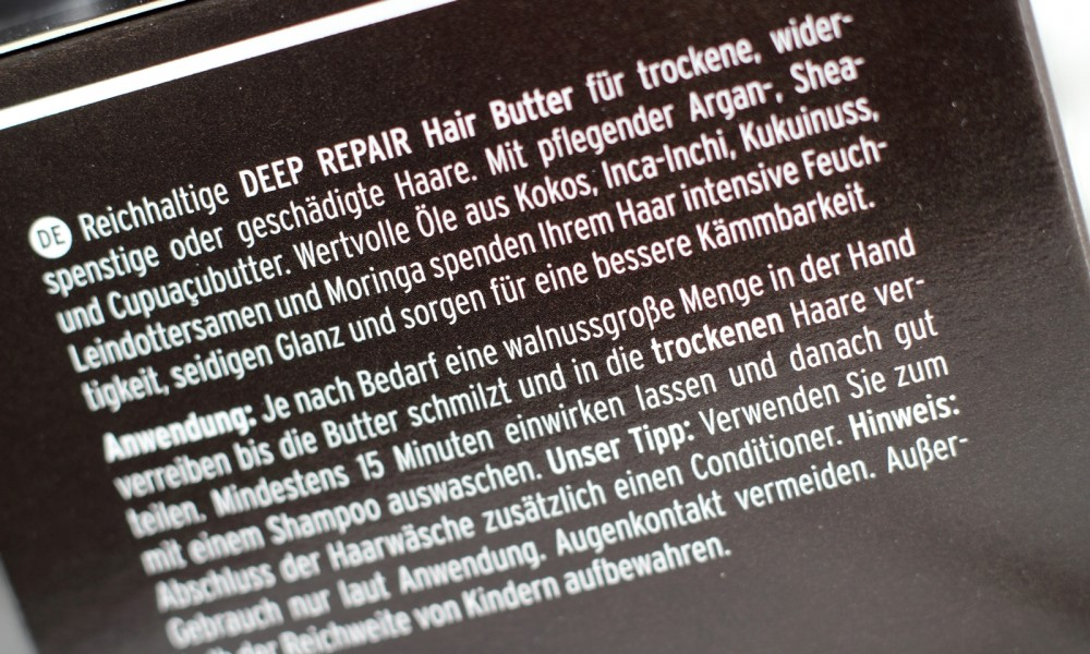 Ahuhu Hair Butter Amino Shampoo0002