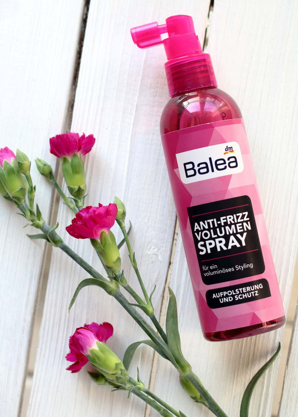 Balea Haarprofis Anti Frizz Volumenspray