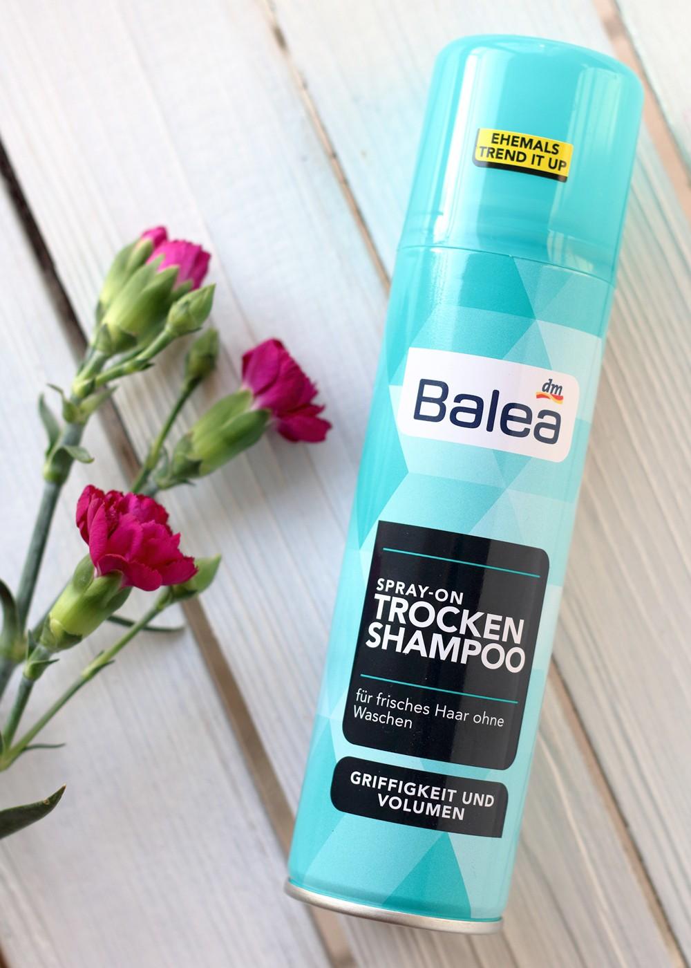 Balea Haarprofis Trockenshampoo