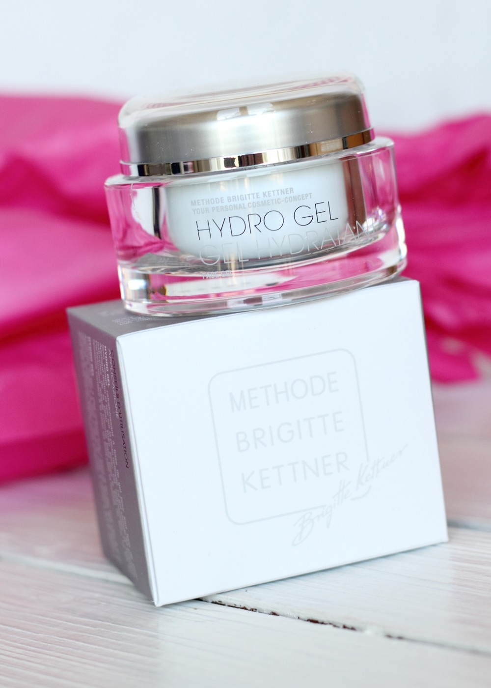 Beautypress Newsbox Februar 2016 Methode Brigitte Kettner Hydro Gel 3