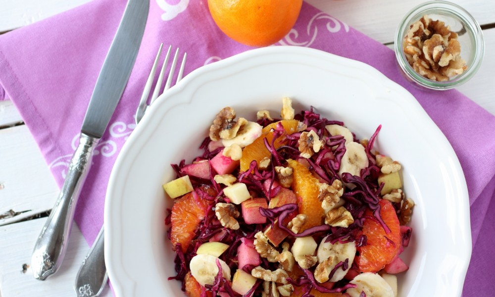 Fruchtiger Rotkohlsalat Rezept 3