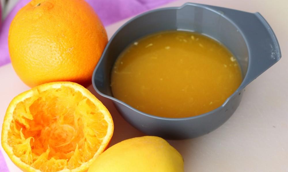 Fruchtiger Rotkohlsalat Zubereitung 2