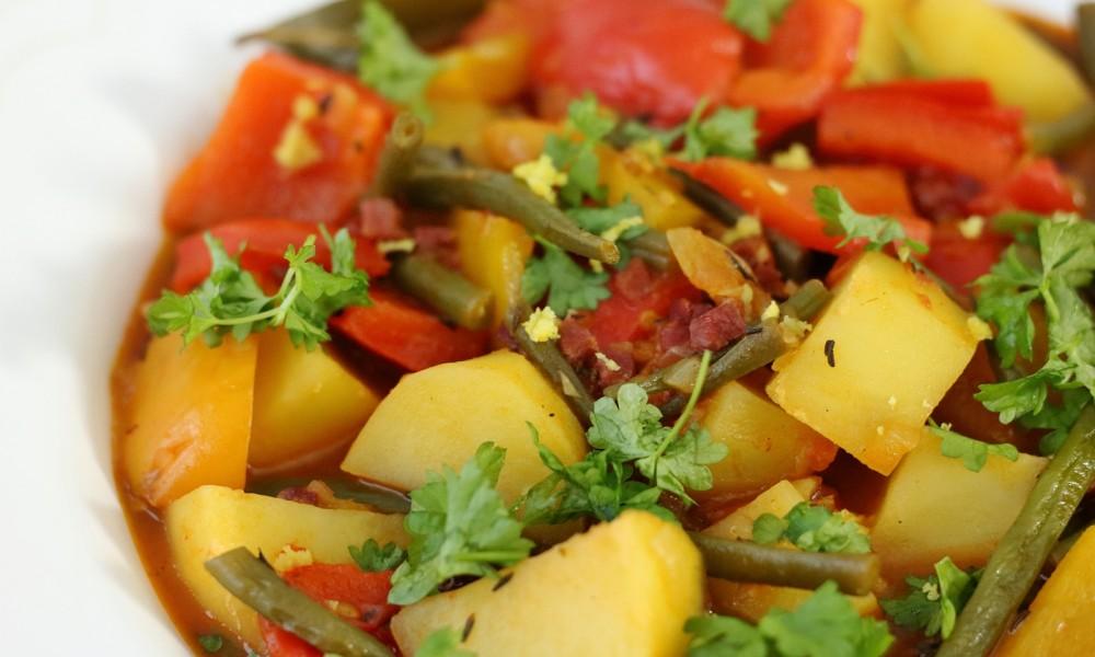 Griechischer Gemüsetopf Rezept 4