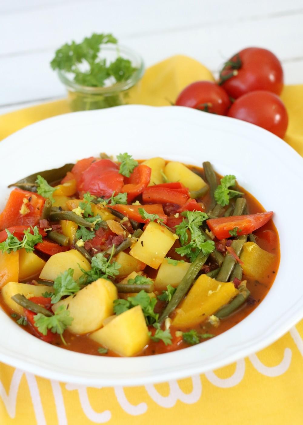 Griechischer Gemüsetopf Rezept 5