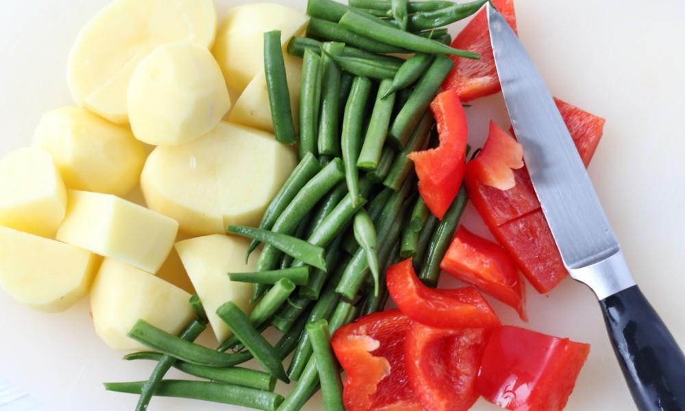 Griechischer Gemüsetopf Zubereitung 2
