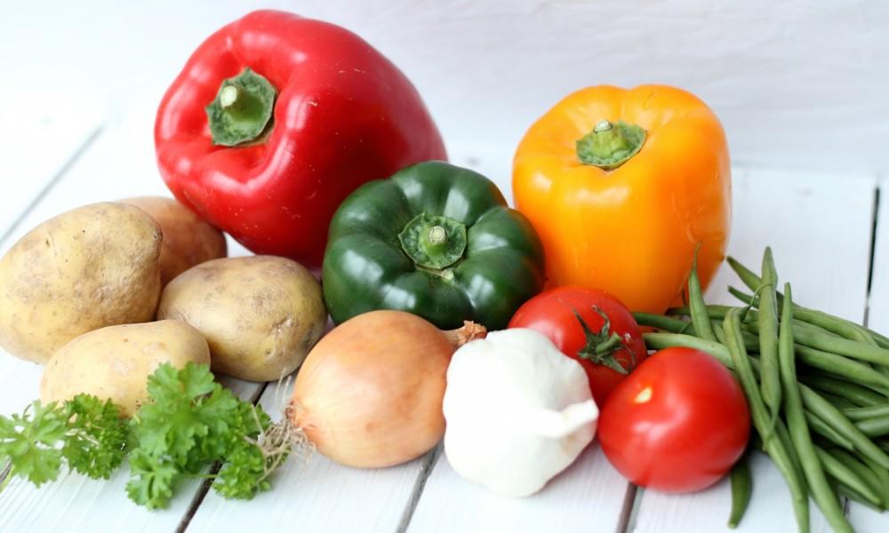 Griechischer Gemüsetopf Zutaten