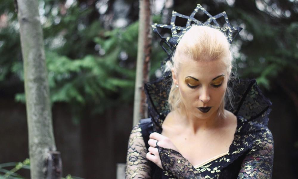 Karneval Megastore Böse Königin Kostüm Fasching Fashionblogger OOTD (10)