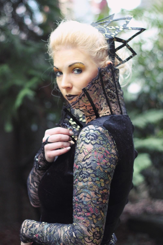 Karneval Megastore Böse Königin Kostüm Fasching Fashionblogger OOTD (6)