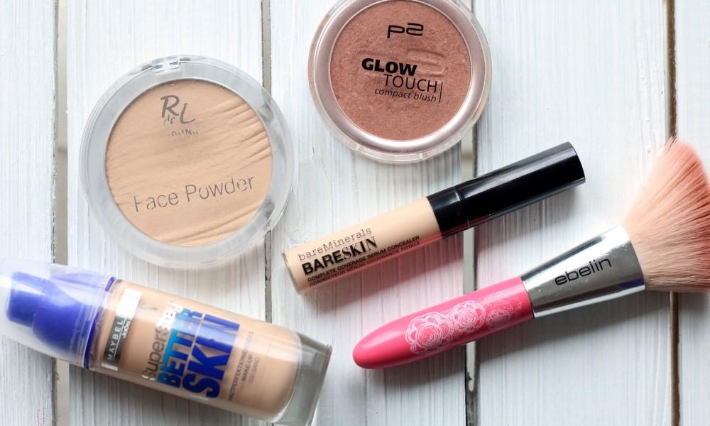 Maybelline Super Stay Better Skin Foundation P2 Glow Blush Bareminerals Concealer