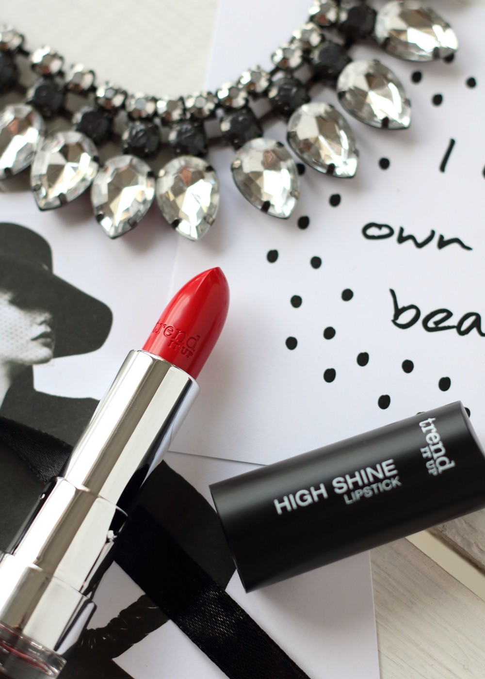 Trend it up Box High Shine Lipstick rot