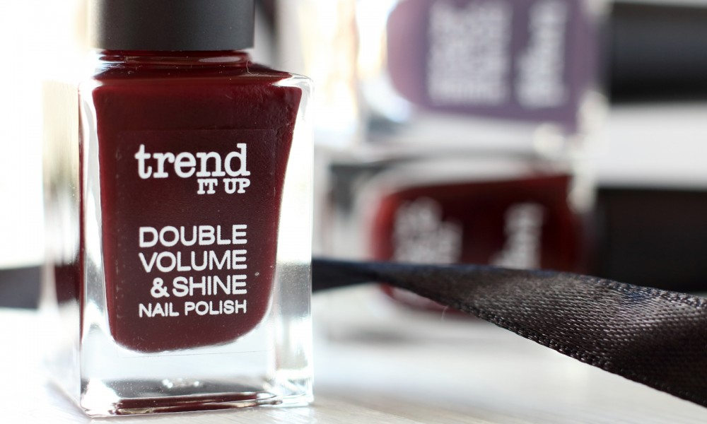 Trend it up Nagellacke Double Volume and Shine 4
