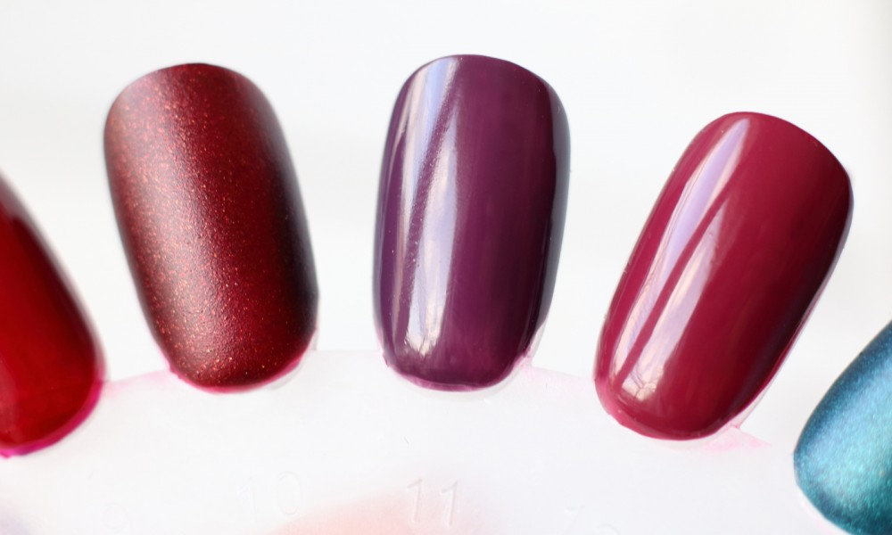 Trend it up Nagellacke Double Volume and Shine Swatch 2