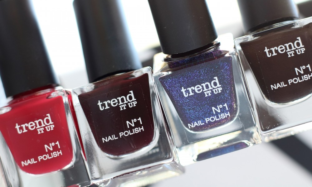 Trend it up Nagellacke No 5