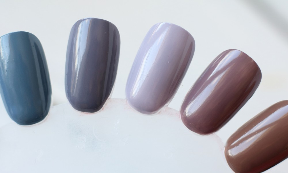 Trend it up Nagellacke Swatch 2