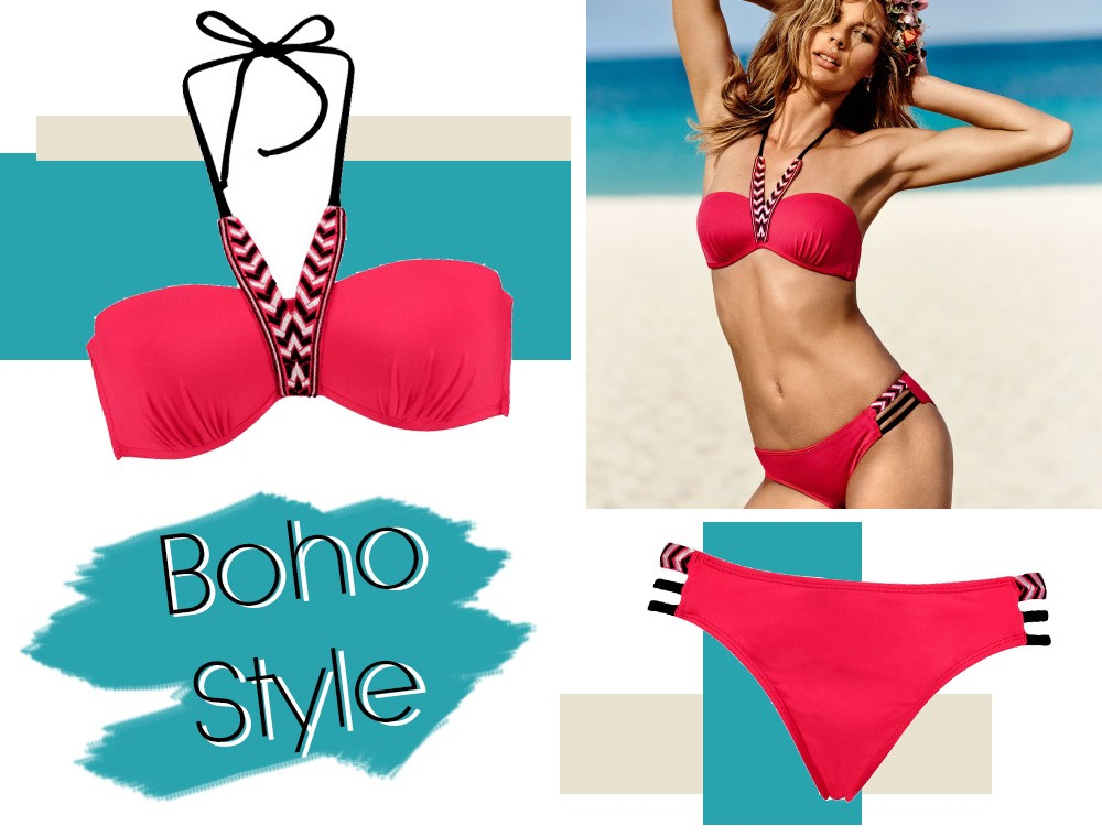 Hunkemöller Bikinis Boho Style Sommer 2016