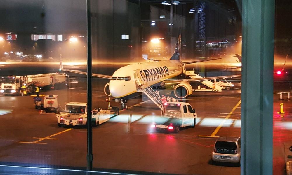 Ryanair Köln Flughafen