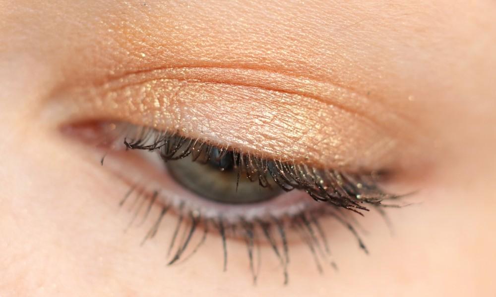 Yves Rocher Schimmerpuder Augen Lippen gold Pigmente Lidschatten (1)