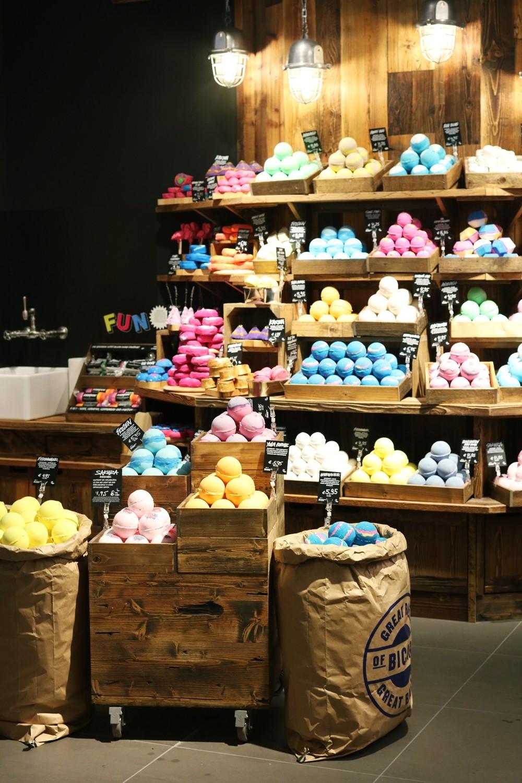 LUSH Shoperöffnung MyZeil Frankfurt Bloggerevent (10)