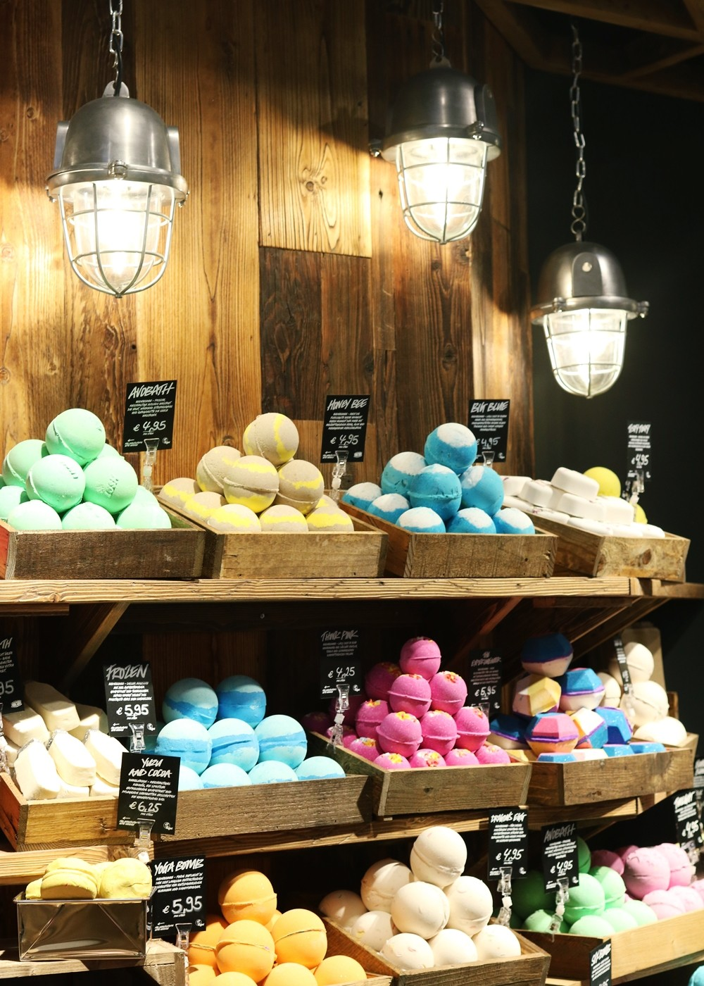 LUSH Shoperöffnung MyZeil Frankfurt Bloggerevent (16)