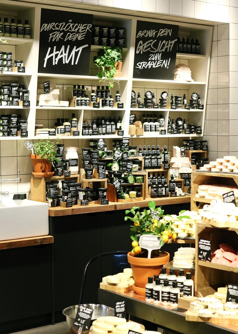 LUSH Shoperöffnung MyZeil Frankfurt Bloggerevent (20)