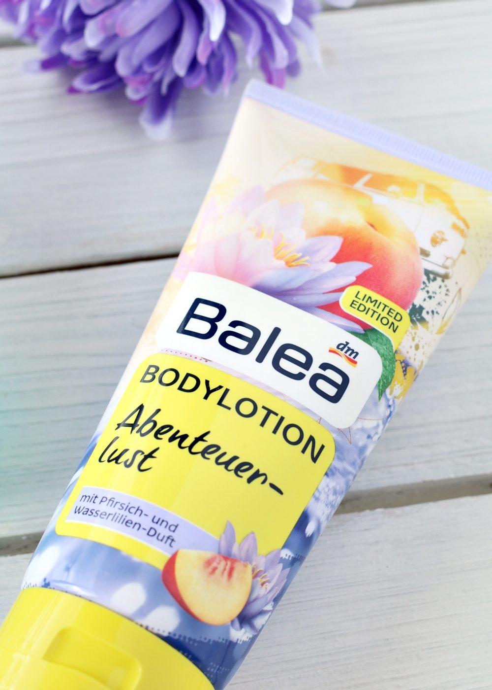 Balea Badvergnügen Box Duschgel Meeresrauschen Handcreme Volumenpuder (6)